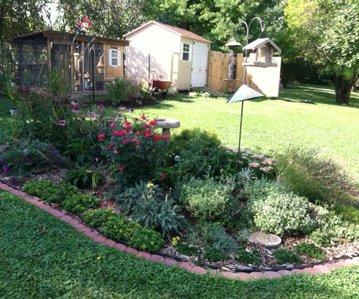 Garden Walk Rinear-Jewell