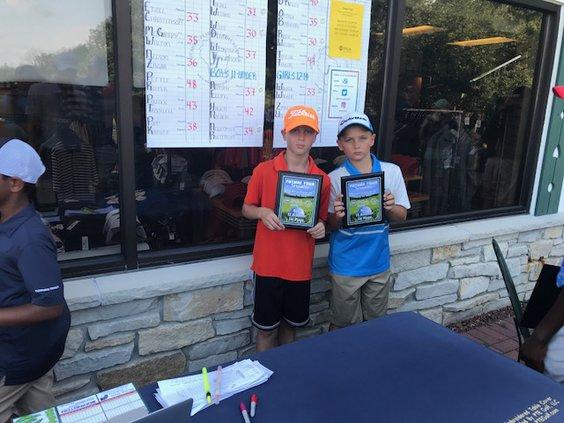 Youth Golf 1