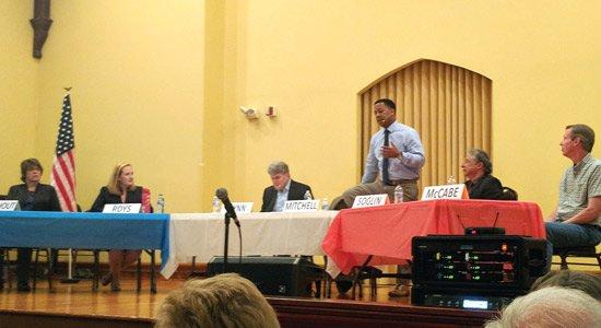 Democratic Candidate Forum