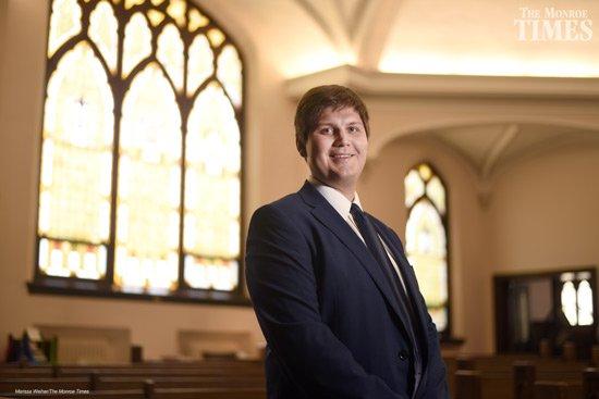 Pastor Andrew Ewings