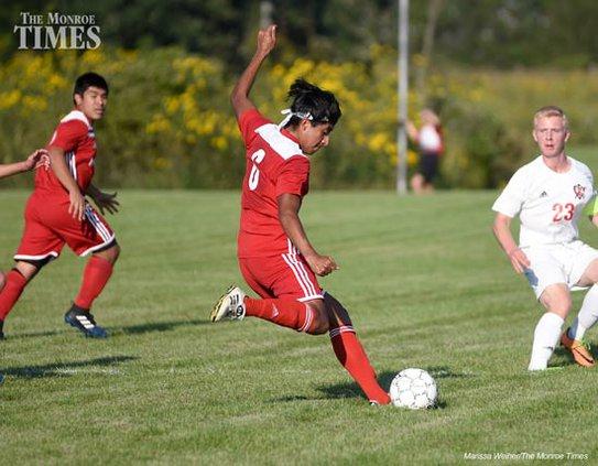 monroe soccer 1