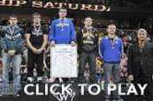 Cole Martin wins third state title