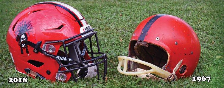 BH helmets 1967-2018