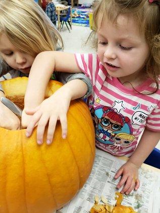 headstart pumpkin