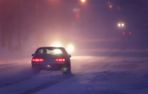 Winter Weather roads