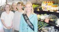 Alice in Dairyland visits Platteville
