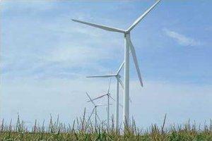 windmill wind farm