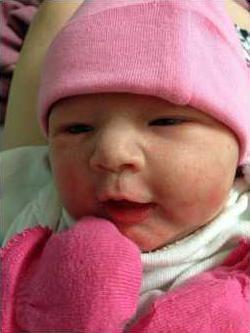 Nora Lynn Finnegan baby web