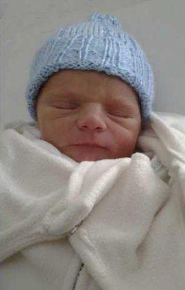 Ian VanNatta baby web