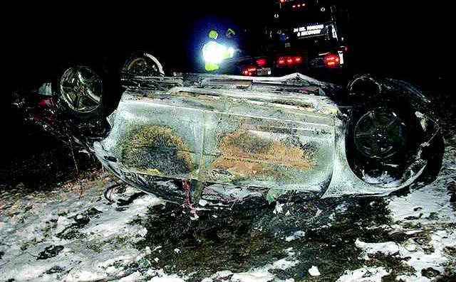 Rewey crash