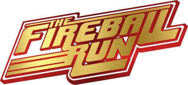 Fireball run logo