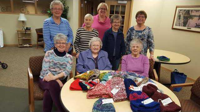 Grant Co Hat Project