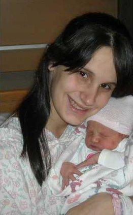Chloe baby web
