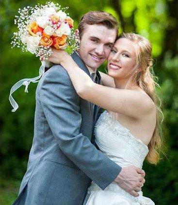 Alyssa Miller - Zachary Pick wedding WEB