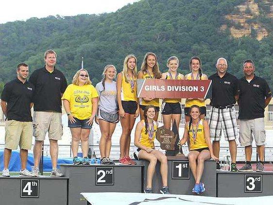 cuba track state team