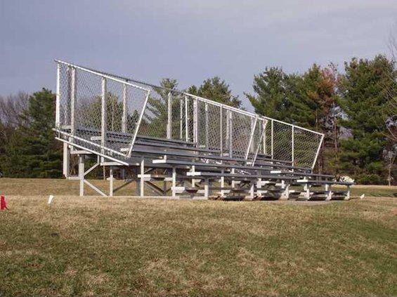 football grandstand
