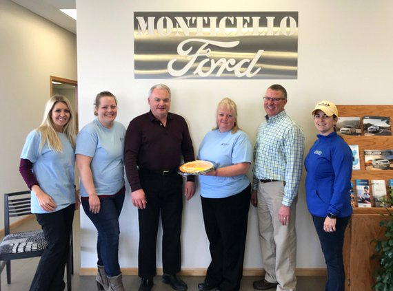 monticello chamber ford