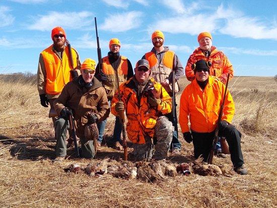 vets pheasants forever