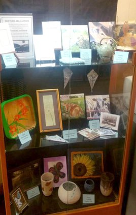NG library display
