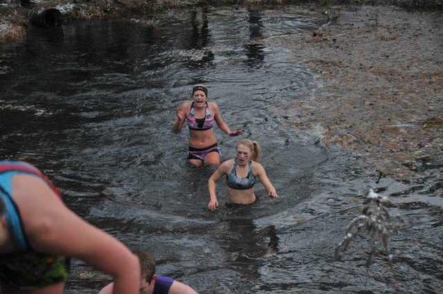 rambo run pond