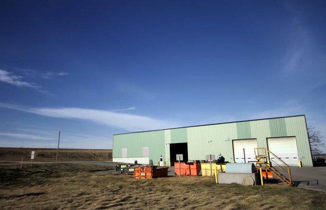GC Transfer Station landfill