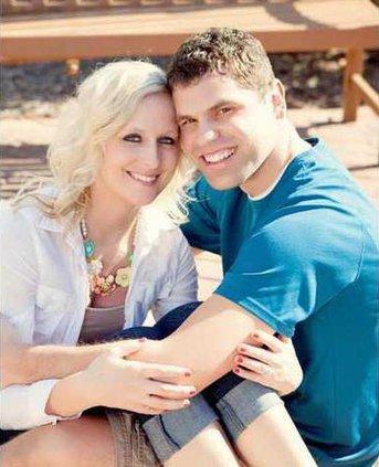 Reba and Jamie engagement web