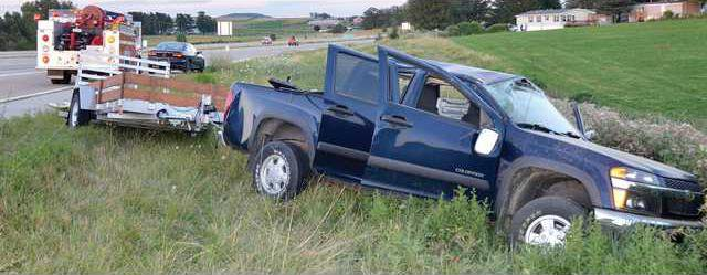 151 truck crash