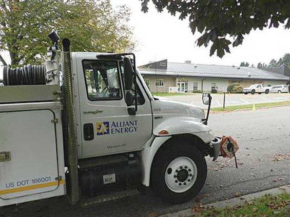alliant truck hillsboro elementary