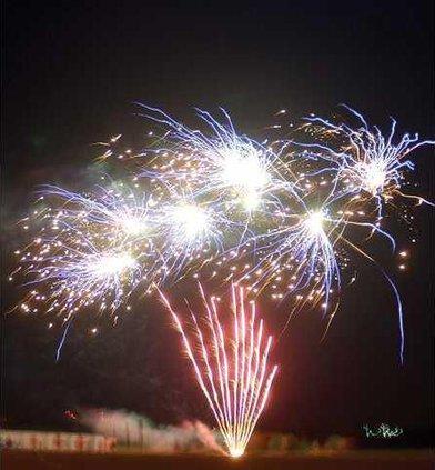 Livingston fireworks