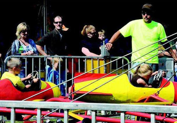 Belmont Fair carnival