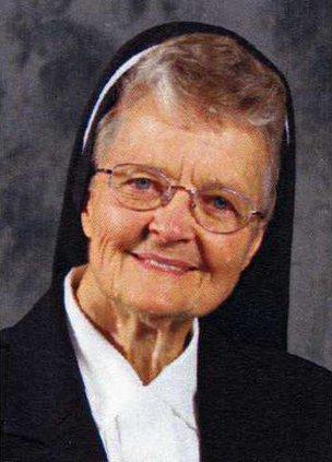 Sister Clare Wegmann