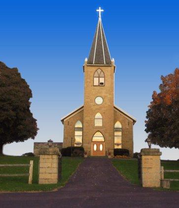 yellowstone church