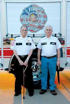 Dickeyville FD retirees