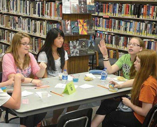 1B library trivia 2