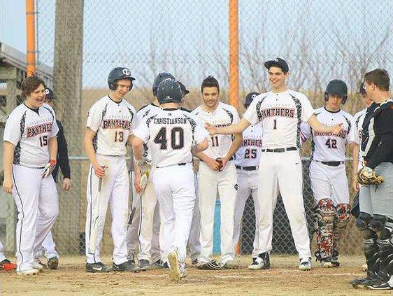 Iowa-Grant baseball