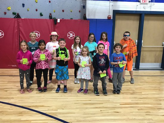 albany students of month May 2019