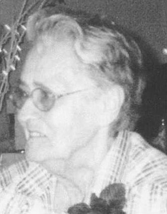 Obit - Eva Brown
