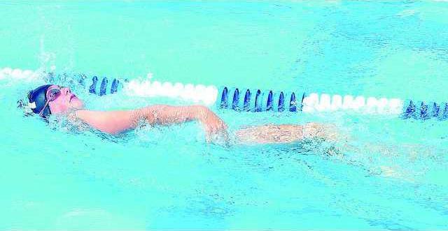 P backstroke