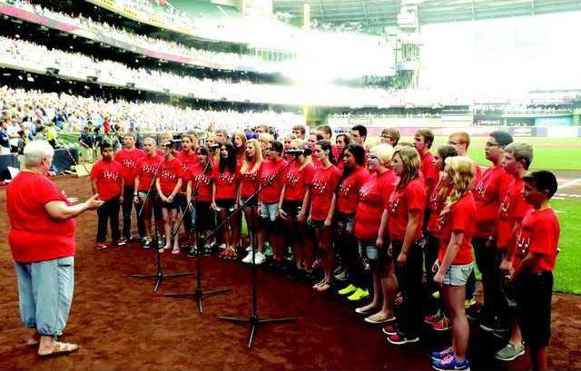 BHS choir