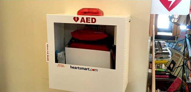 SGFD AED
