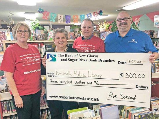 bank library donation 2