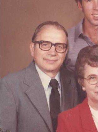 Harold Bennett  picture for obituary
