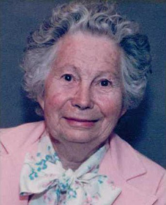 Obit Ella Delkamp