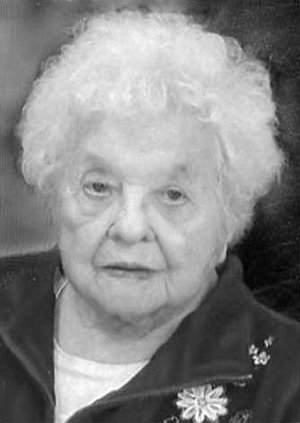 Obit Knoble Evelyn