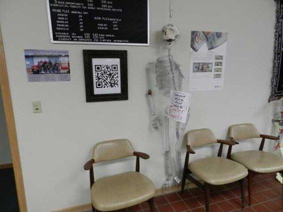carter revels skeleton