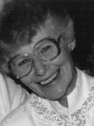 Obit -Donna Jean Burkum