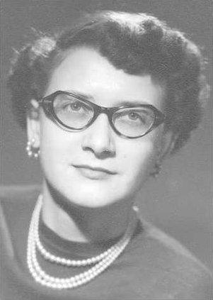 Obit - Elaine Schultz