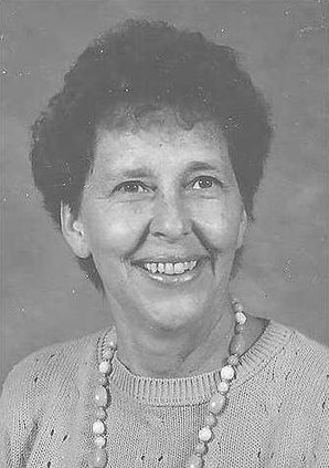 Obit - Shirley Luebker