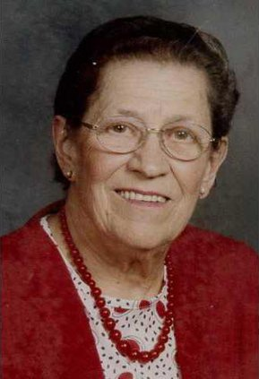 Obit Mary R. Imhoff