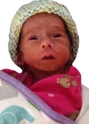 Baby Madisyn McKeon 2